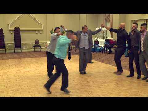 Lebanese Arabic Dabke Dance