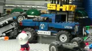 The Amazing Spider-Man 2 Trailer OFFICIAL TRAILER IN LEGO!