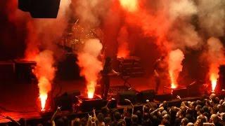 Behemoth live at Le Bikini - 2016/10/23