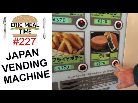 Xxx Mp4 Hot Food Vending Machine Japan Eric Meal Time 227 3gp Sex