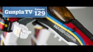 Gunpla TV - 129 - Gundam Kitbash -  30th Anniversary Valkyrie - Nutcracker Painting - Hlj.com