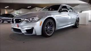 BMW European Delivery Trip Day 4: Actual Delivery 2016 F80 M3