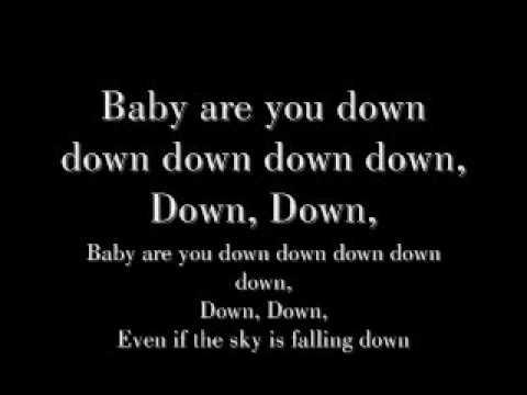 Jay Sean ft Lil Wayne Down Lyrics