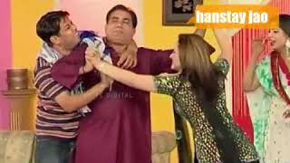 best of tariq tedday and nasir chenyoti funny punjabi stage drama