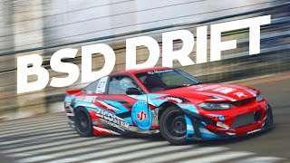 Borong piala di acara Intersport Drift BSD