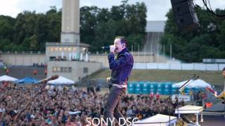 Linkin Park - Burning in the Skies live in Leipzig