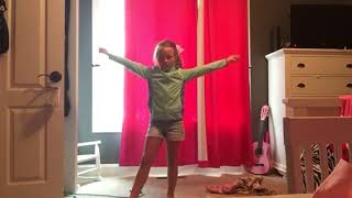 Dancing to LunarEclipse intro song