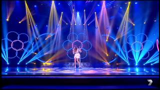 Samantha Jade - What You've Done To Me - XFactor Australia Final song 3