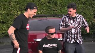 Jackass Steve-O vs Wee man