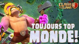 Clash of Clans ON EST TOUJOURS LÀ !! DANS LE TOP