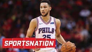 Ben Simmons the best NBA rookie ever? | SportsNation | ESPN