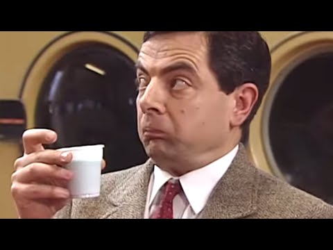 Drink Up Bean Funny Episodes Classic Mr Bean