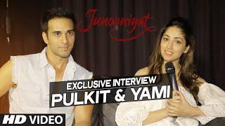 Exclusive Interview with Pulkit Samrat & Yami Gautam   Junooniyat   T-Series