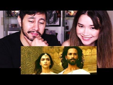 Xxx Mp4 PADMAVATI Deepika Padukone Shahid Kapoor Ranveer Singh Trailer Reaction 3gp Sex