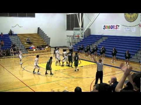 2010 - 2011 Punahou Varsity II Boys Basketball Highlights