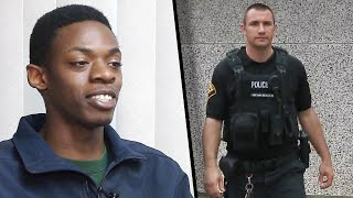 Cop Who Stopped Illinois Teen Takes Him to Job Interview