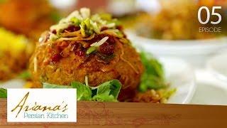 Ariana's Persian Kitchen -  Episode 5 -Tabriz/آشپزخانه ایرانی آریانا – قسمت پنجم - تبریز