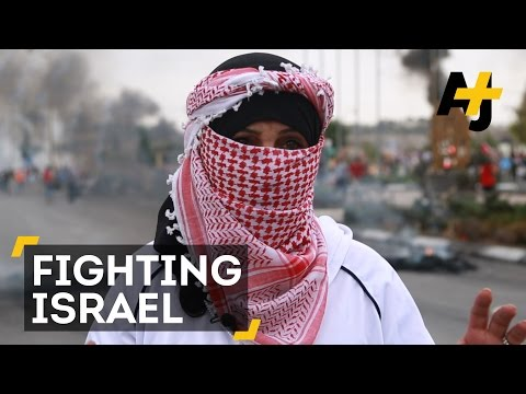 The Palestinian Woman Fighting Israel