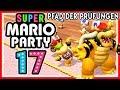 SUPER MARIO PARTY # 17 🎲 Peach schlägt Bowser im Tauziehen! [HD60] Let's Play Super Mario Party