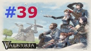 Valkyria Chronicles - Let's Play Valkyria Chronicles [German] (PS3) Part 39: D-Day