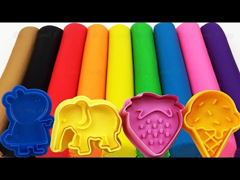 Xxx Mp4 Learn Colors With Play Doh Modelling Clay And Cookie Molds And Surprise 3gp Sex
