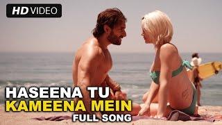 Haseena Tu Kameena (Official Video Song)   Happy Ending   Saif Ali Khan & Ileana D'Cruz