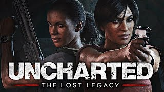 UNCHARTED THE LOST LEGACY GAMEPLAY TRAILER REACTION (E3 2017)
