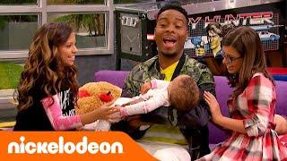 Game Shakers | Spaventato Da Bebè | Nickelodeon Italia