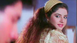 Divya Bharti College Life In Romantic Scenes | Movie Dil Ka Kya Kasoor 1992 | 720 HD