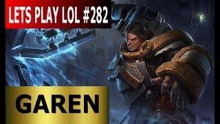 Garen Top - Full Gameplay [Deutsch/German] Let's Play League of Legends #281
