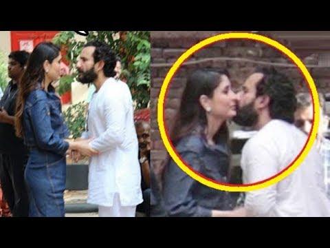 Xxx Mp4 Kareena Kapoor CUTE MOMENT With Saif Ali Khan In Public During Veere Di Wedding Promotions 3gp Sex