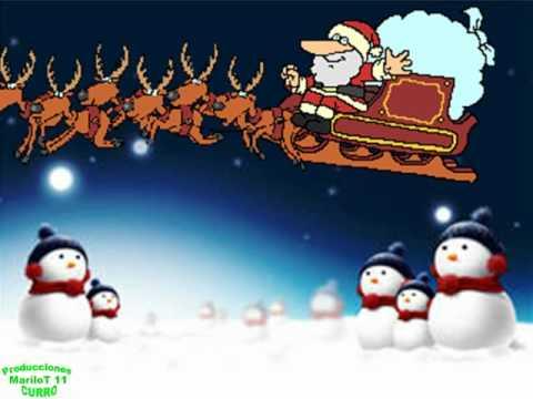 Canción de navidad Rodolfo el reno.