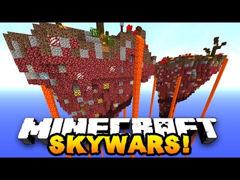 Minecraft SKY WARS! #1