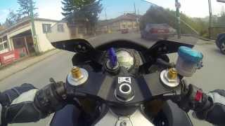 Crazy road drift kawasaki 636