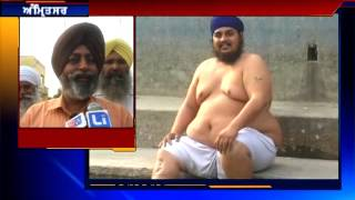 Miracle boy from Amritsar who float on water