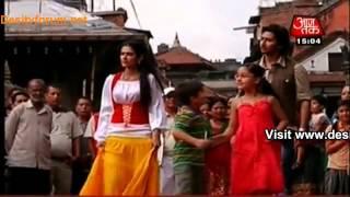 Meghan SBB Segment - Nepal Trip - August 20