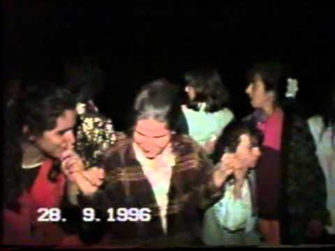 1996 ELBİSTAN AMBAR VE ÇİFTİLİK KÖYÜ DÜĞÜN TİYATRO AHMET KARA