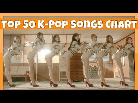 Download [TOP 50] K-POP SONGS CHART • JANUARY 2017 (WEEK 1) On Musiku.PW