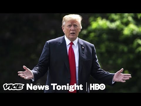 Trade War Hits Trump & Tracking Immigrant Children   VICE News Tonight Full Episode (HBO)