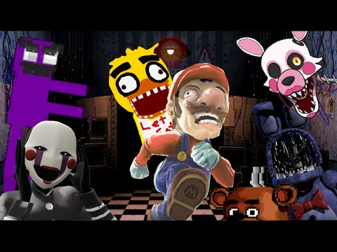 Retarded64: Return to Freddy's spaghettria