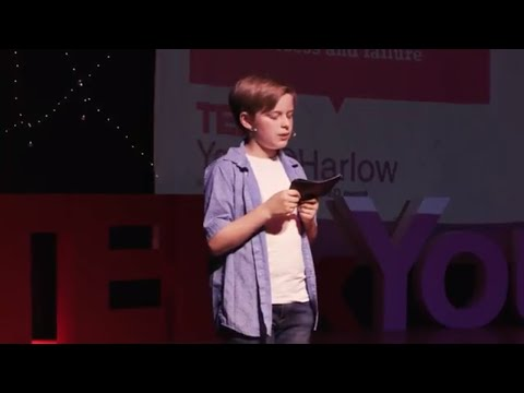 The Connection Between Success and Failure   Gabriel Cusick   TEDxYouth@Harlow