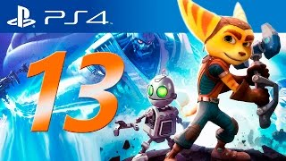 Ratchet & Clank PS4 | Campaña Completa Español | Parte 13