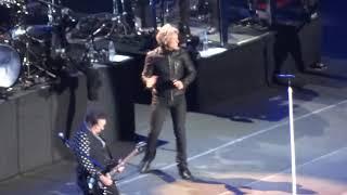 Bon Jovi - In these arms - Vélez - Buenos Aires - Argentina - 16/09/2017