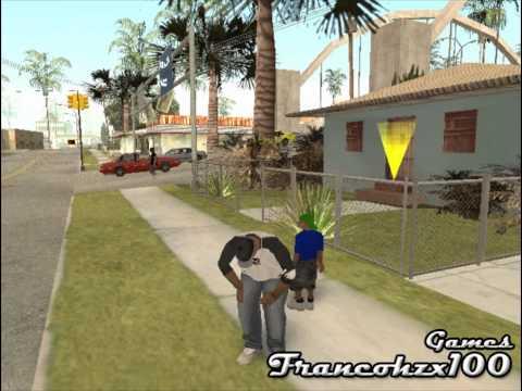 Cj tiene una familia Gta San Andreas Loquendo