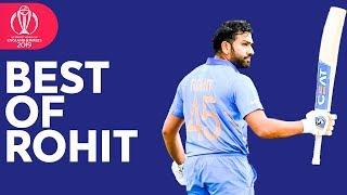 Rohit Sharma - Top Run-Scorer   ICC Cricket World Cup 2019   Best Bits