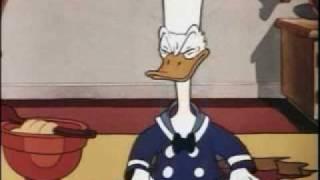Donald Duck - 1941 E10 - Chef Donald