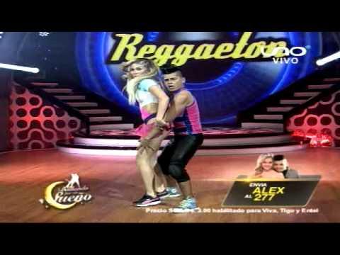Bailando Bolivia Alex & Anita Parada
