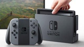 Todo lo que sabemos de Nintendo Switch - El Fedelobo