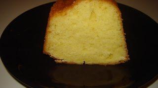 Κέικ με γιαούρτι - Γεύση και Οικονομία