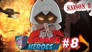 LES GAMING HEROES FONT DES JEUX VIDEO - 2x08